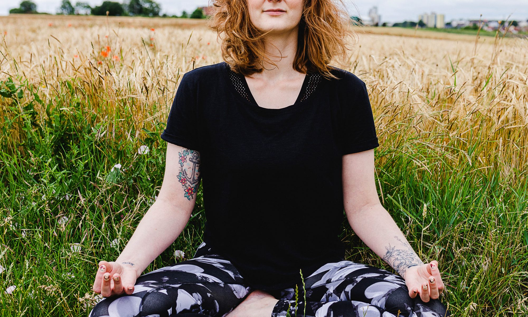 Yoga Natur Fotografie Madlen Kehr