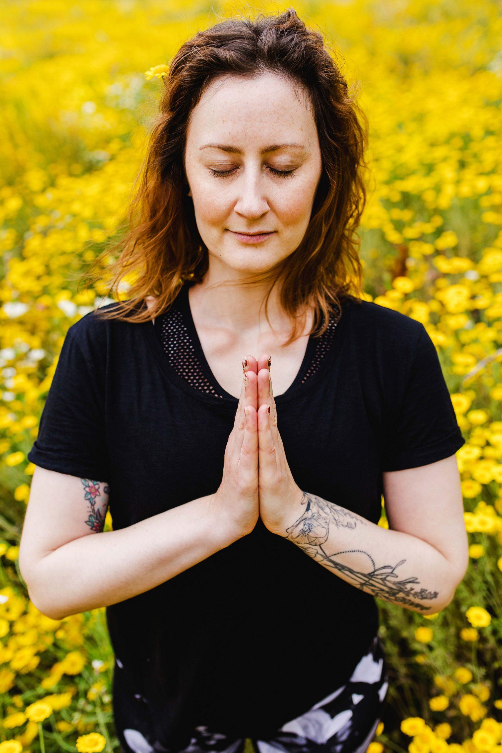 Yoga Outdoor Natur Fotografie Madlen Kehr